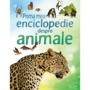 Prima mea enciclopedie despre animale - Usborne Books