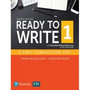 Ready to Write 1 with Essential Online Resources - Karen Blanchard
