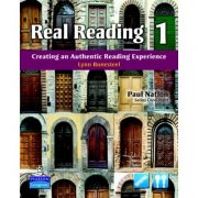 Real Reading Level 1 Student Book with MP3 files - Lynn Bonesteel