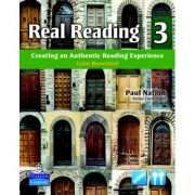 Real Reading Level 3 Student Book with MP3 files - Lynn Bonesteel