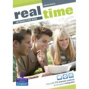 Real Time Elementary Interactive DVD - Martyn Hobbs, Julia Starr Keddle
