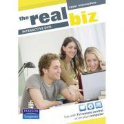 Real Time Upper Intermediate Interactive DVD - Sarah Cunningham, Jonathan Bygrave