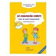 Sa comunicam corect! Grupa mijlocie - Smaranda Maria Cioflica, Daniela Dosa