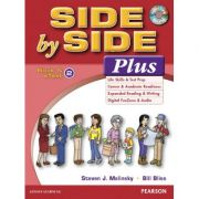 Side by Side Plus 2 Student's Book & eText with Audio CD - Steven J. Molinsky, Bill Bliss
