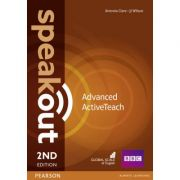 Speakout 2nd Edition Advanced ActiveTeach
