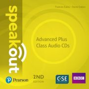 Speakout 2nd Edition Advanced plus Speakout Advanced Plus 2nd Edition Class CDs