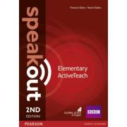 Speakout 2nd Edition Elementary ActiveTeach