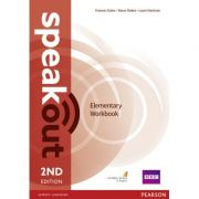 Speakout 2nd Edition Elementary Workbook without Key - Louis Harrison