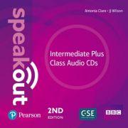 Speakout 2nd Edition Intermediate Plus Speakout Intermediate Plus 2nd Edition Class CDs
