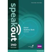 Speakout 2nd Edition Starter Coursebook with DVD Rom - Steve Oakes