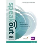 Speakout 2nd Edition Starter Teacher's Guide with Resource and Assessment Disc - Jane Comyns Carr