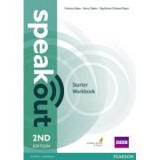 Speakout 2nd Edition Starter Workbook without Key - Steve Oakes