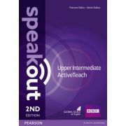 Speakout 2nd Edition Upper Intermediate ActiveTeach