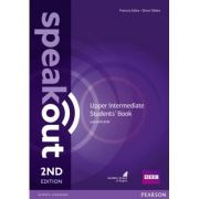 Speakout 2nd Edition Upper Intermediate Coursebook with DVD Rom - Steve Oakes