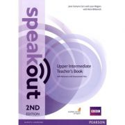 Speakout 2nd Edition Upper Intermediate Teacher's Guide with Resource and Assessment Disc - Louis Rogers