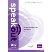 Speakout 2nd Edition Upper Intermediate Workbook with key - Louis Harrison