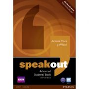 Speakout Advanced Level Student's Book - Antonia Clare
