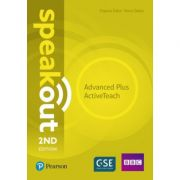 Speakout Advanced Plus 2nd Edition Active Teach