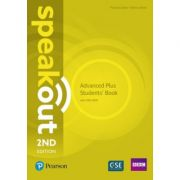Speakout Advanced Plus 2nd Edition Students' Book and DVD-ROM Pack