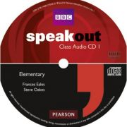 Speakout Elementary Class Audio CD