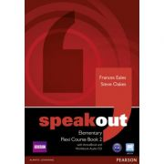Speakout Elementary Flexi Course Book 2 - Steve Oakes