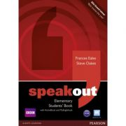Speakout Elementary Students' Book with DVD/Active Book and MyLab Pack - Steve Oakes