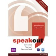 Speakout Elementary Teacher's Book - Jenny Parsons