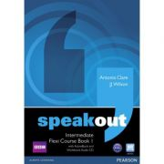 Speakout Intermediate Flexi Course Book 1 - Antonia Clare