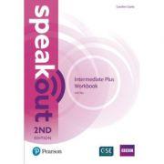 Speakout Intermediate Plus 2nd Edition Workbook with Key - Caroline Cooke