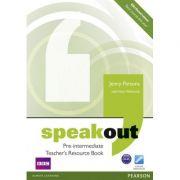 Speakout Pre-intermediate Teacher's Book - Jenny Parsons