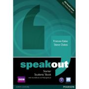 Speakout Starter Students' Book with DVD / Active Book and MyLab - Steve Oakes