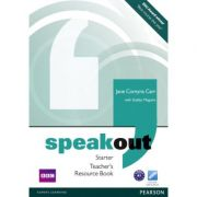 Speakout Starter Teacher's Book - Jane Comyns-Carr