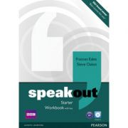Speakout Starter Workbook with Key and Audio CD - Steve Oakes