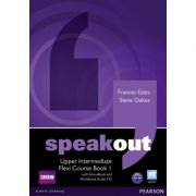 Speakout Upper Intermediate Flexi Course Book 1 - Frances Eales