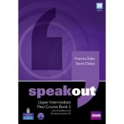 Speakout Upper Intermediate Flexi Course Book 2 - Frances Eales