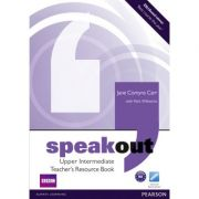Speakout Upper Intermediate Teacher's Book - Jane Comyns-Carr