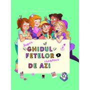 Super ghidul fetelor creative de azi, 8-12 ani - Larousse