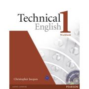 Technical English Level 1 Workbook without Key/CD Pack - Christopher Jacques