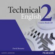 Technical English Level 2 Coursebook CD