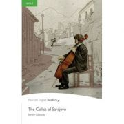 The Cellist of Sarajevo Reader and MP3 Pack - Annette Keen