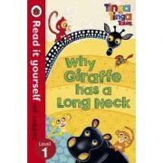 Tinga Tinga Tales - Why Giraffe Has a Long Neck - Read it yourself with Ladybird. Level 1