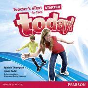 Today! Starter Level Teacher's eText