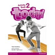 Today! 2 Activity Book - Tasia Vassilatou