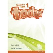 Today! Level 1 Teachers Book with DVD - Catherine Bright