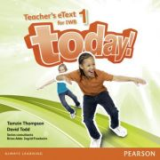 Today! Level 1 Teacher's eText