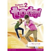 Today Level 2 Student's Book with MyEnglishLab - Brian Abbs