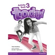 Today! Level 3 Activity Book - Tasia Vassilatou