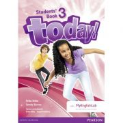 Today! Level 3 Student's Book with MyEnglishLab - Brian Abbs