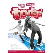 Today! Starter Level Activity Book - Kate Wakeman