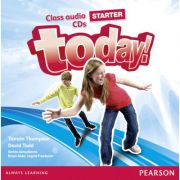 Today! Starter Level Class Audio CDs - David Todd